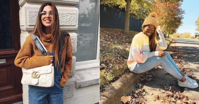 Step Up Your Sweater Game With These 49 Outfit Ideas That Are Fashionable, Cozy, and Fit For Fall
