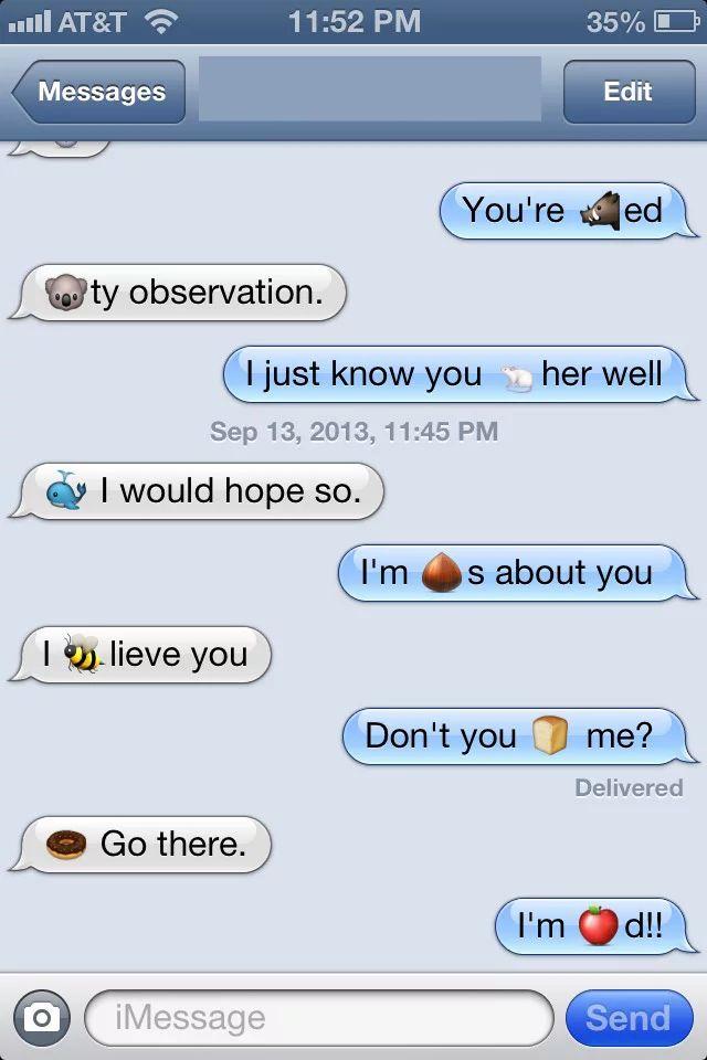 funny emoji combos