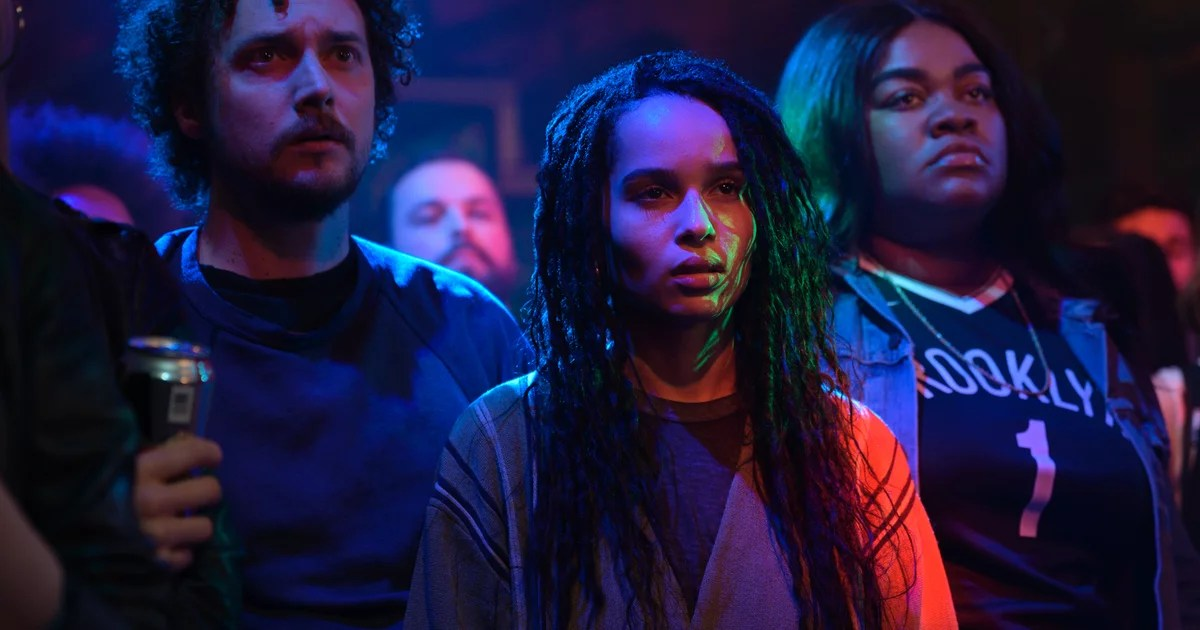 Zoe Kravitz in Hulu's High Fidelity Pictures | POPSUGAR Entertainment