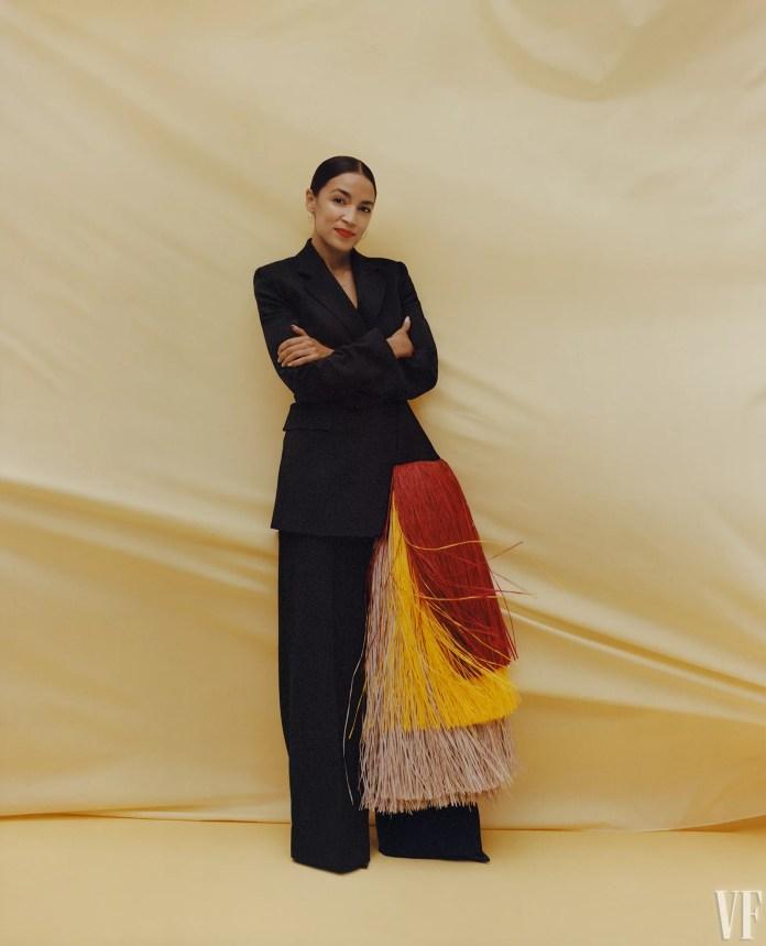 Alexandria Ocasio-Cortez On Magnificence & Lipstick in Self-importance Truthful