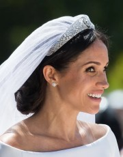 meghan markle's royal wedding messy