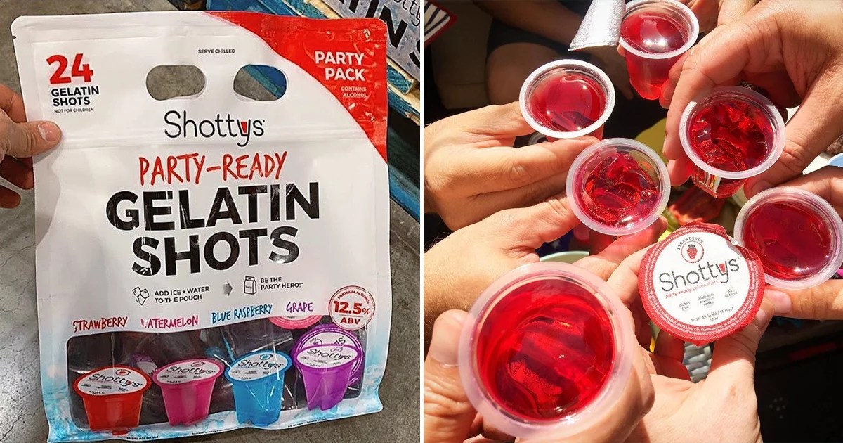 Costco's Premade Vodka Jell-O Shots Have 12.5% ABV, So Uh, Party at Mine?