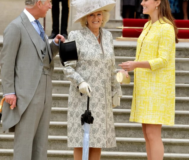 Pregnant Kate Middleton Was A Ray Of Sunshine In A Bright Yellow Coat At A Royal