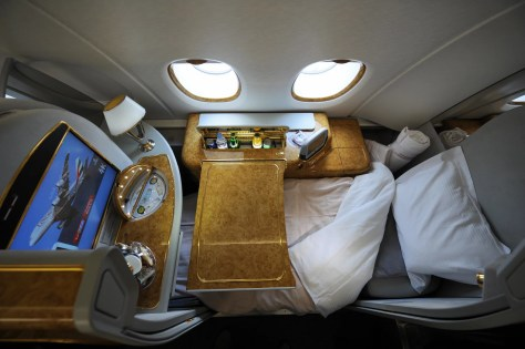 Image result for emirates a380 first class