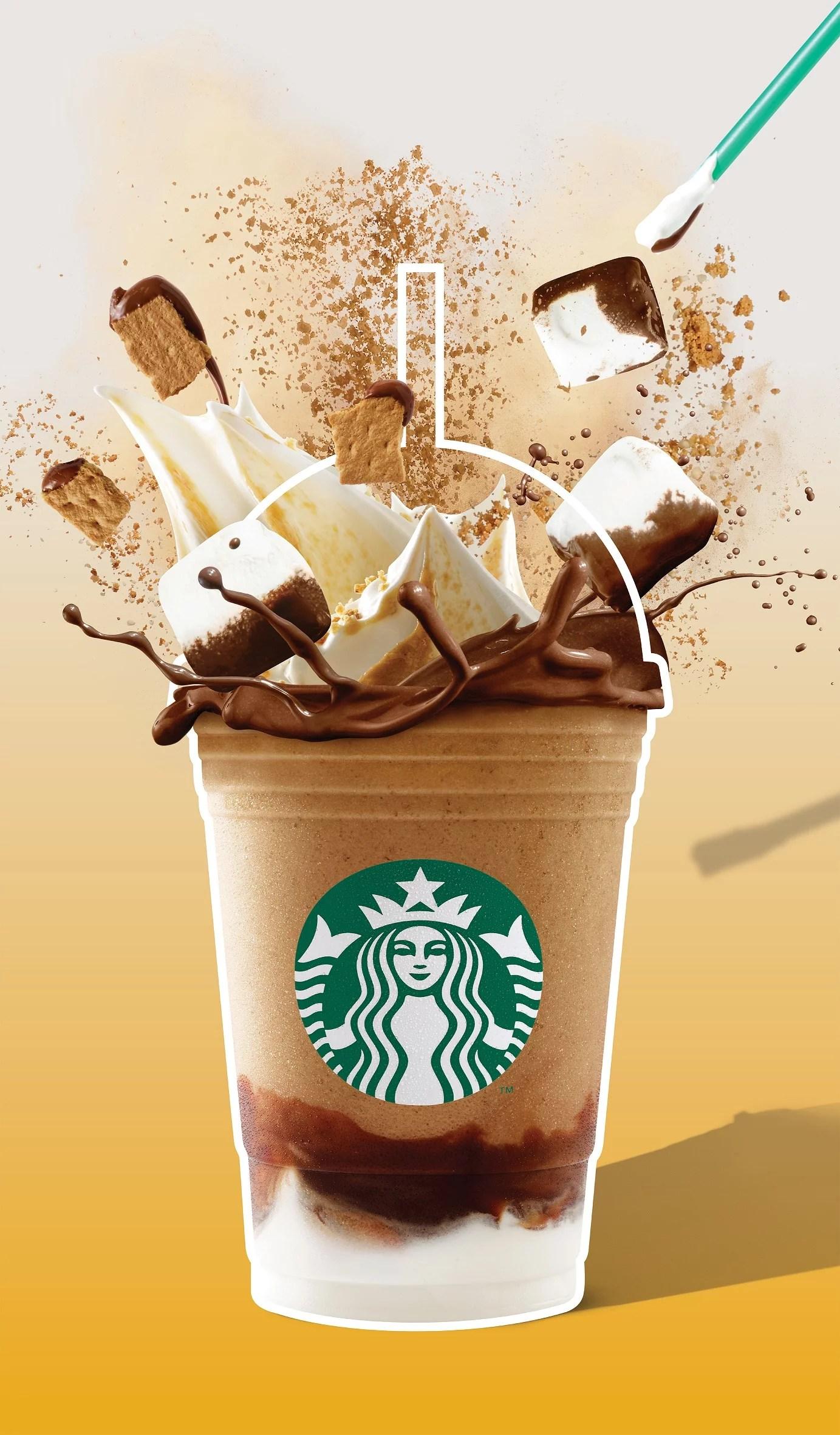 Starbucks Brings Back Smores Frappuccino