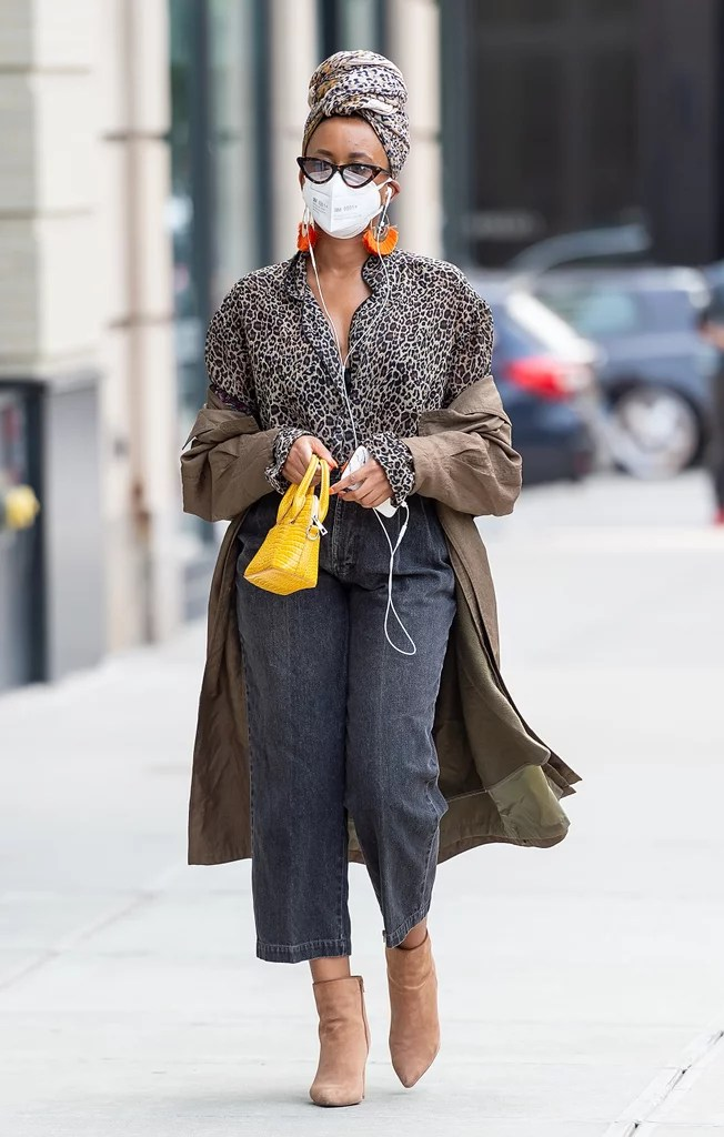 Best Street Style at New York Fashion Week Spring 2021 ...