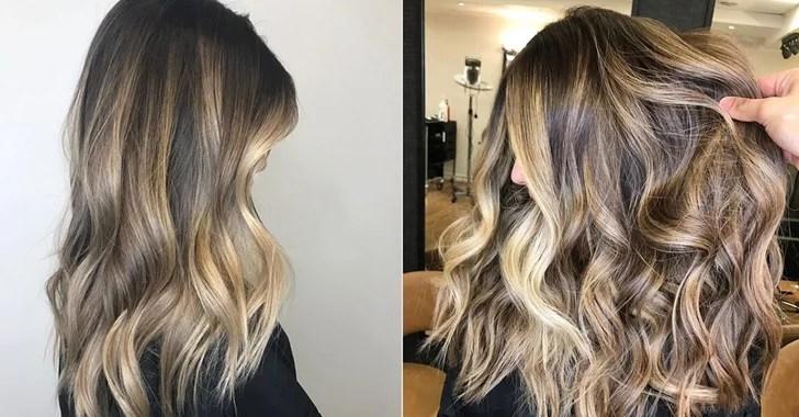 Bronde Hair For Winter 2018 POPSUGAR Beauty