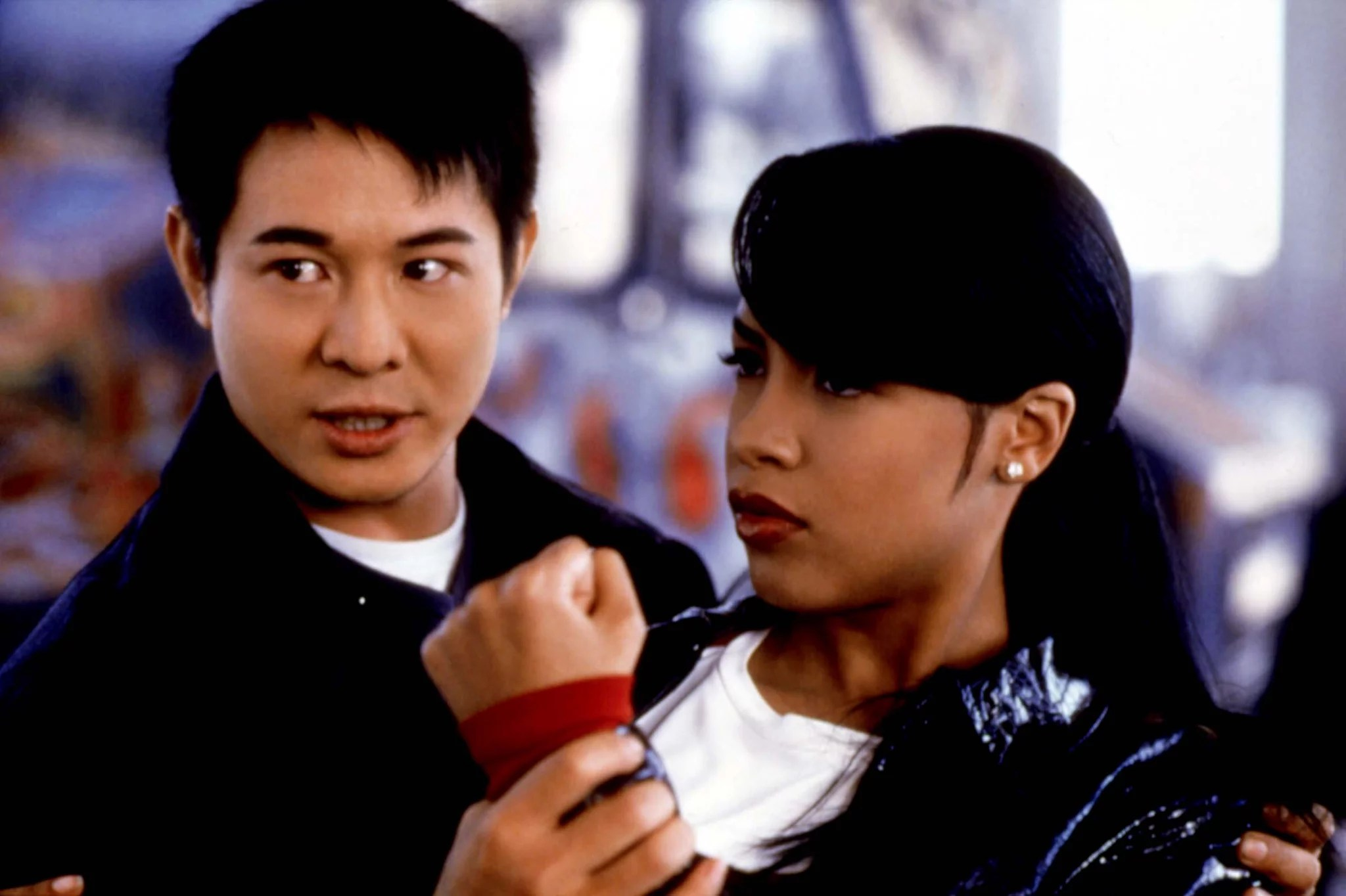 ROMEO MUST DIE, Jet Li, Aaliyah, 2000