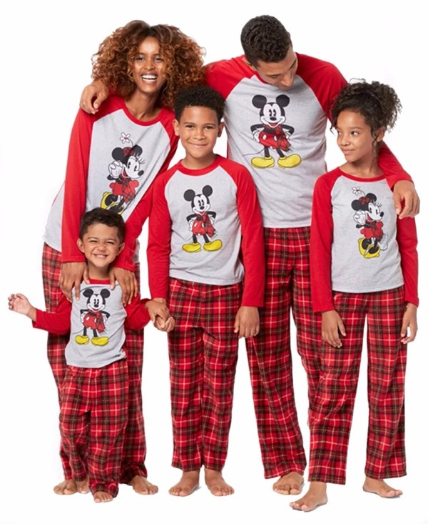 Matching Family Christmas Pajamas on Amazon POPSUGAR Family