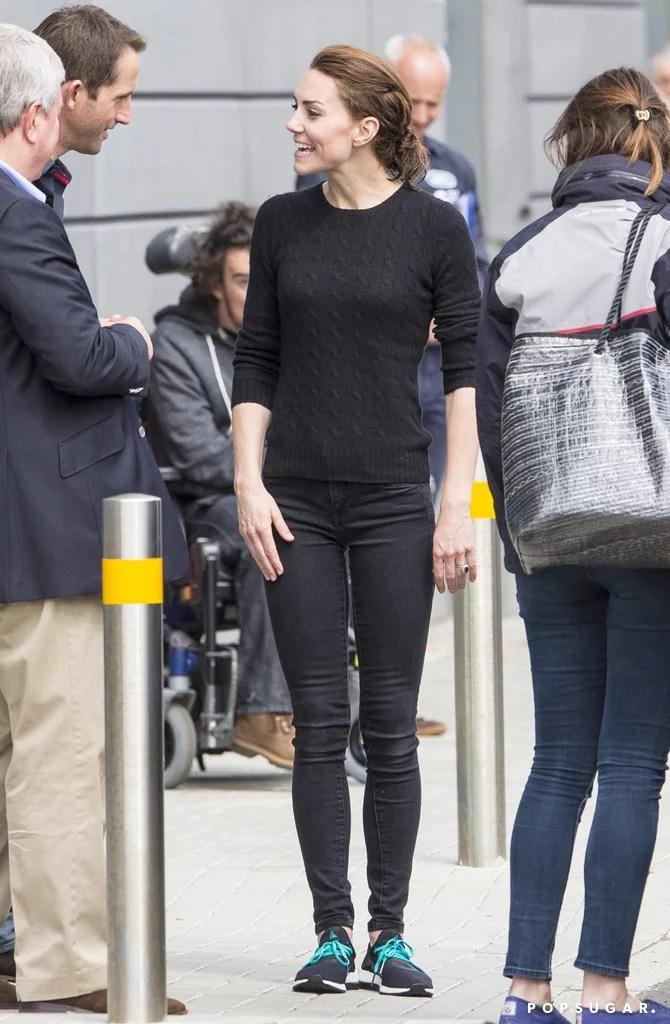 Kate Middleton Casual Style POPSUGAR Fashion