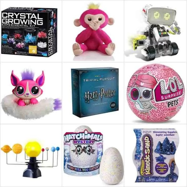 Hottest Toys For Christmas 2018 POPSUGAR Family