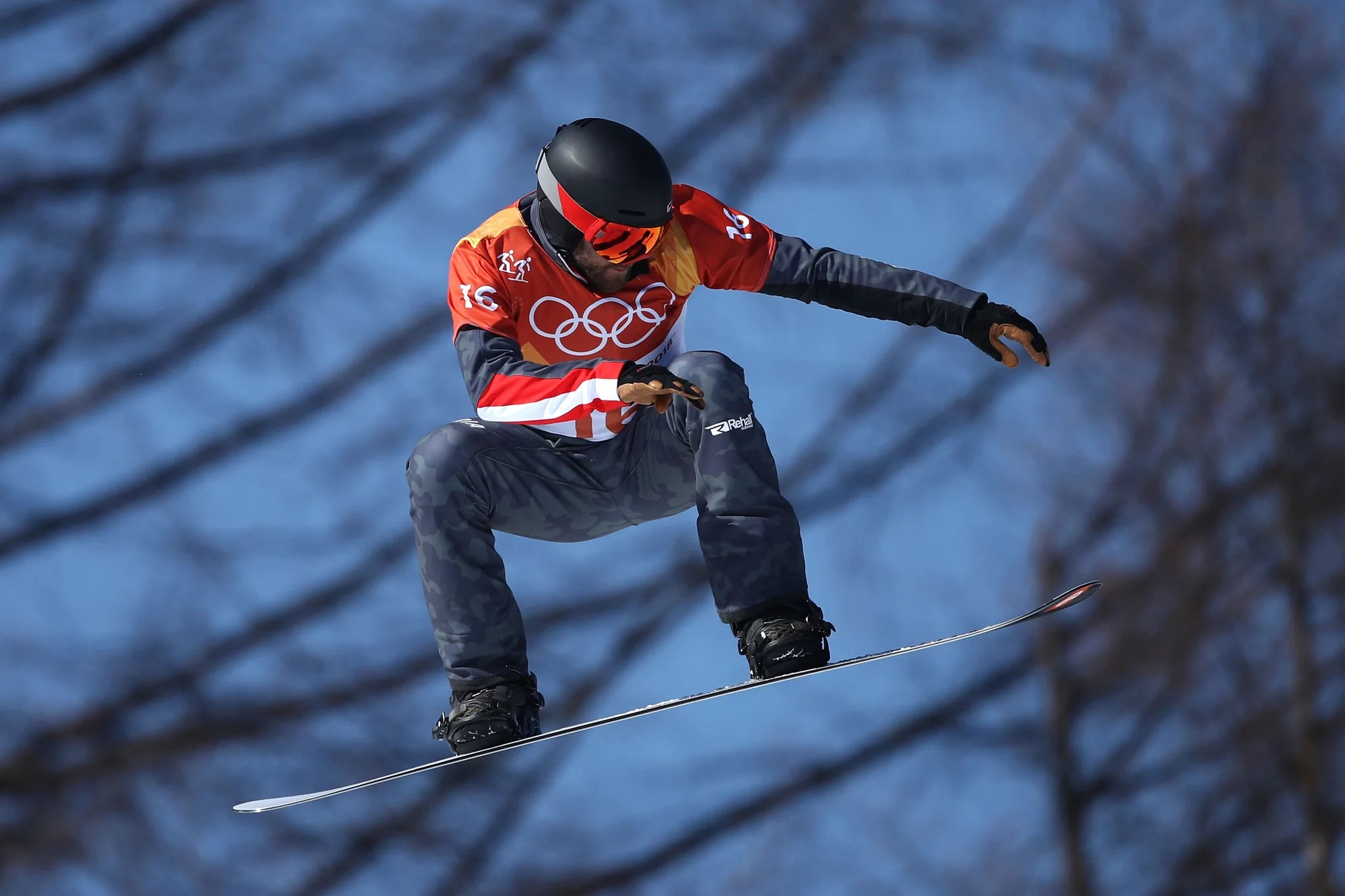 Snowboarder Markus Schairer Breaks Neck Winter Olympics