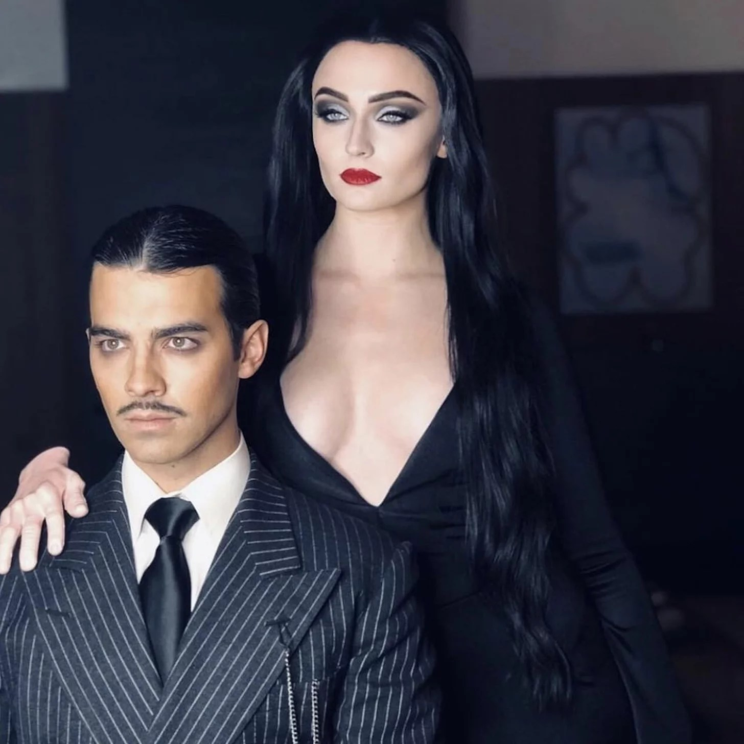 First, randomly think of halloween couple … Creative Couples Costume Ideas For 2021 Popsugar Love Sex