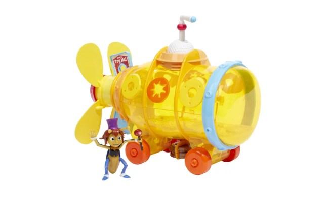 Beat Bugs Musical Submarine 30 Target Exclusive
