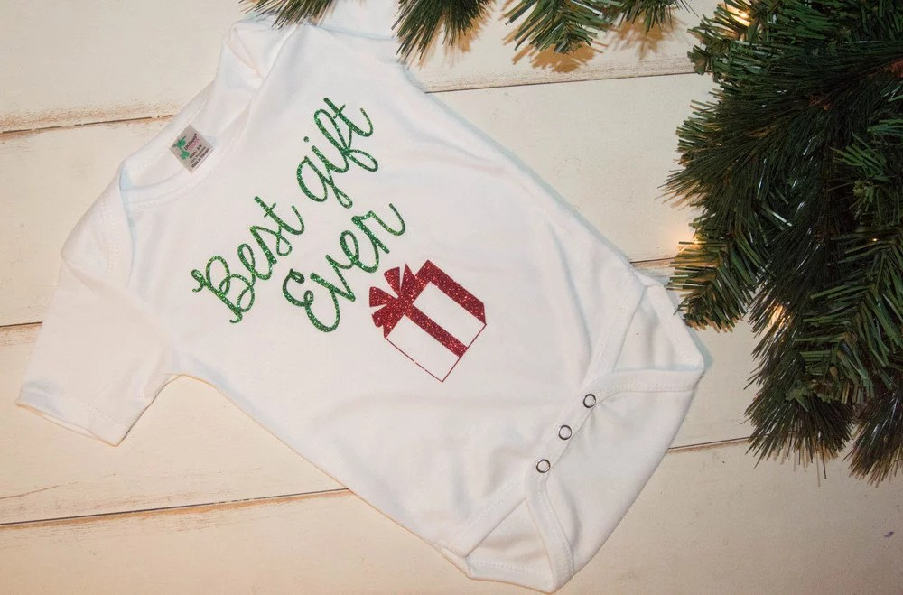 Cute Holiday Pregnancy Announcement Ideas POPSUGAR Moms