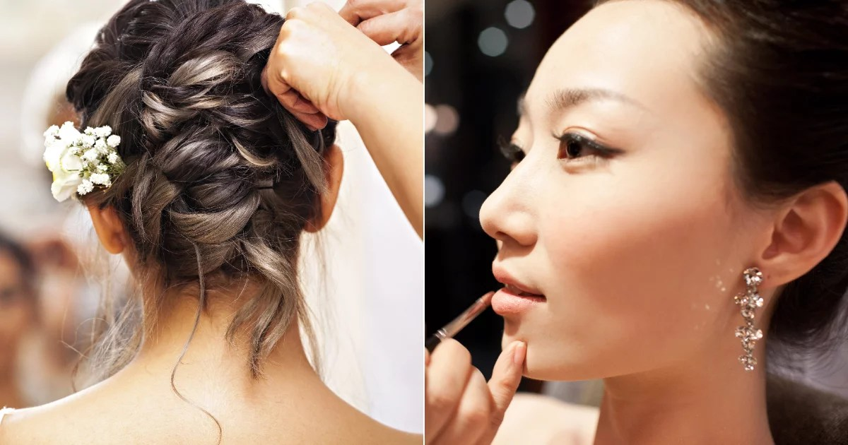From your wedding makeup trial to your manicure and pedicure, keep reading for the ultimate bridal-beauty