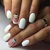 chic wedding nail art ideas popsugar