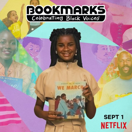 "Lupita Nyong'o, Tiffany Haddish, Common, Misty Copeland and Others to Read Children's Books for Netflix's ""Bookmarks: Celebrating Black Voices"""