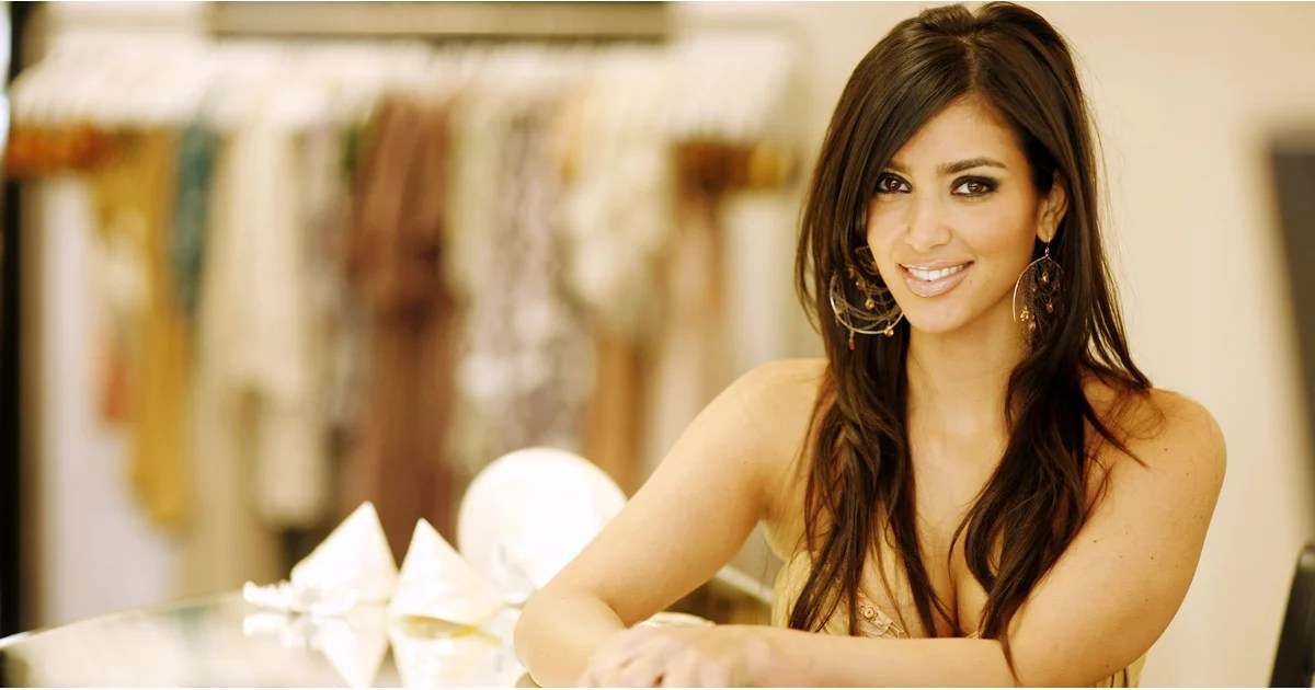 How Kim Kardashian Went From LA Party Girl to Hot Mom and Mogul, in Pictures