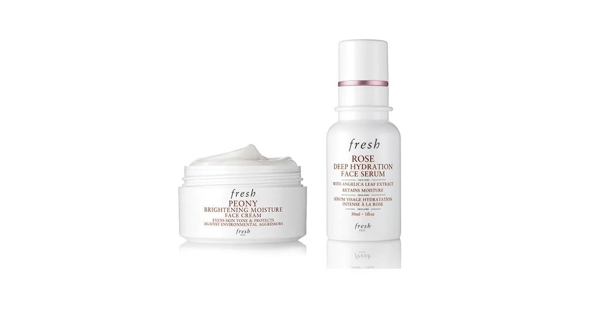 Fresh Rose Deep Hydration Face Cream Uk