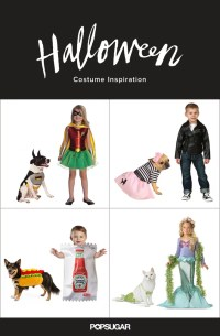 Halloween Costumes For Kids and Their Pet Dogs | POPSUGAR Moms