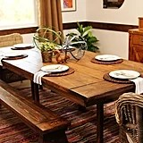 Farmhouse Ikea Dining Table
