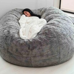 What Size Bean Bag Chair Do I Need Karlstad Cover Isunda Gray The Bigone From Lovesac Popsugar Family