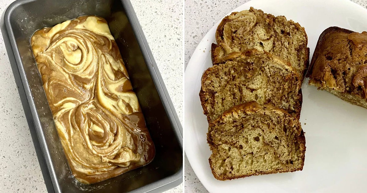 Banana Bread Who? This Easy Nutella Loaf Cake Is Far Superior Because . . . Nutella