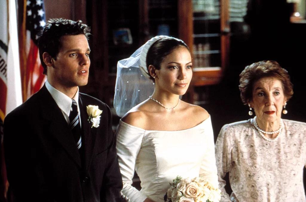Jennifer Lopez in The Wedding Planner  Movie Wedding