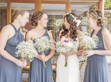 Side Plaits | 14 Bridesmaid Hairstyle Ideas to Steal From ...