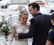 Matthew Lewis And Angela Jones Wedding Popsugar