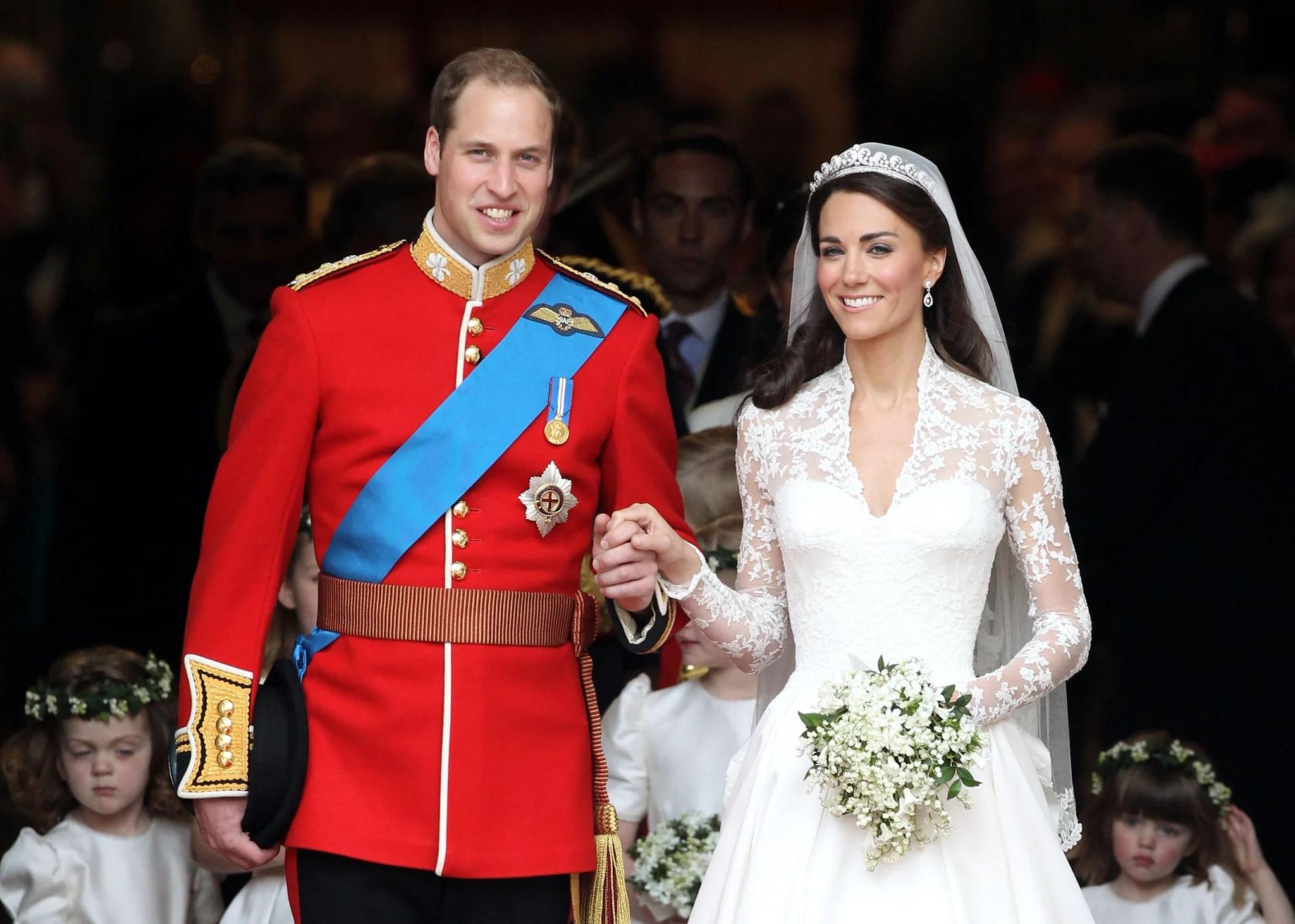 9 dei regali di nozze più inattesi Kate Middleton e principe William Received