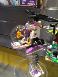 Lego Friends Jungle Bridge Rescue | New Toys From Toy Fair ...