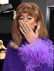 celebrity nails award shows