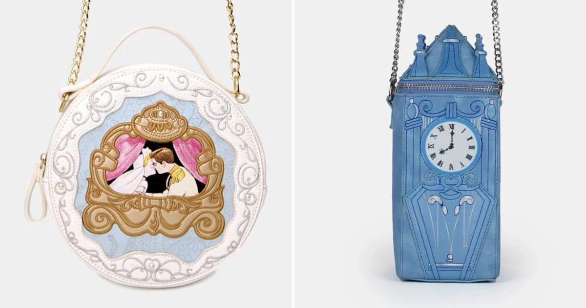These Cinderella Purses Are So Enchanting, and We Absolutely Need One of Each