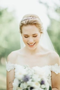 Fall Wedding Hair and Makeup Ideas