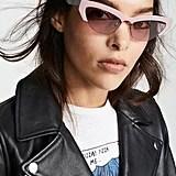 Miu Miu Narrow Cat-Eye Sunglasses