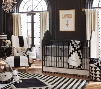 Black and White Nursery Decor | POPSUGAR Family
