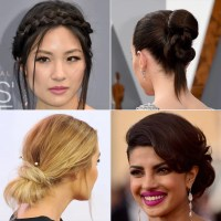 Celebrity Wedding Hair Ideas