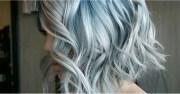 denim hair color trend popsugar
