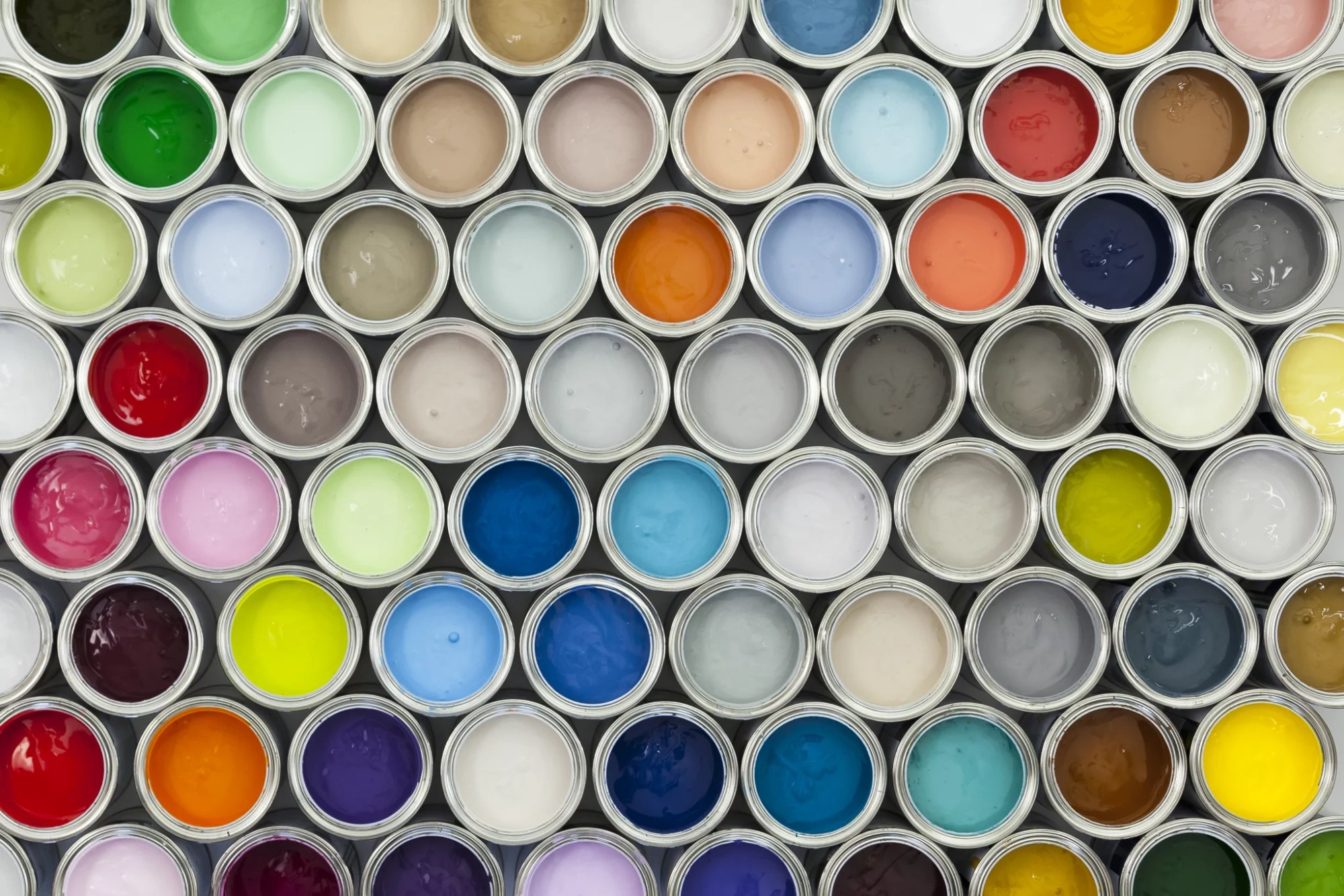 hight resolution of how do paint colours get their names