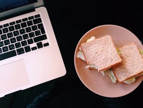 Make a sandwich for your partner when they are in the middle of a tough work project.