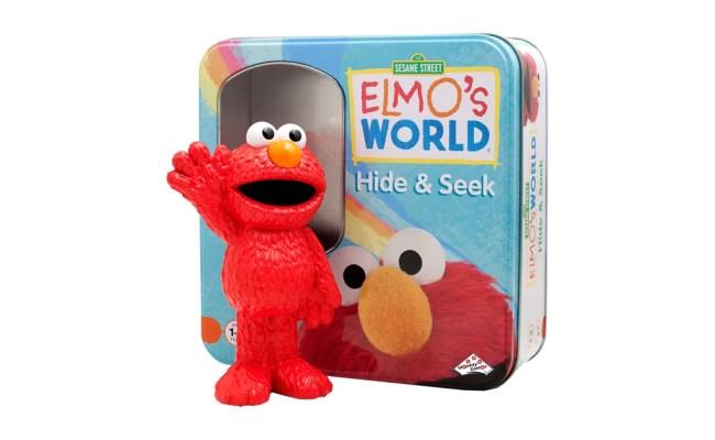 Elmo S Hide Seek Game Best Toys Of 2017 Popsugar