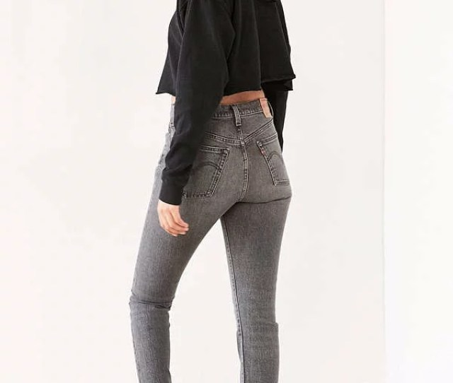 We Found The  Best High Waisted Jeans So All You Have To Do Is