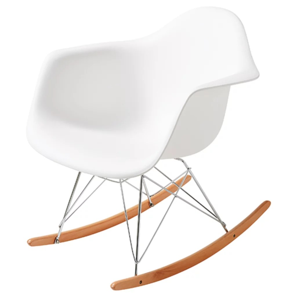 target white rocking chair green leather tufted march 2016 home style must haves popsugar australia