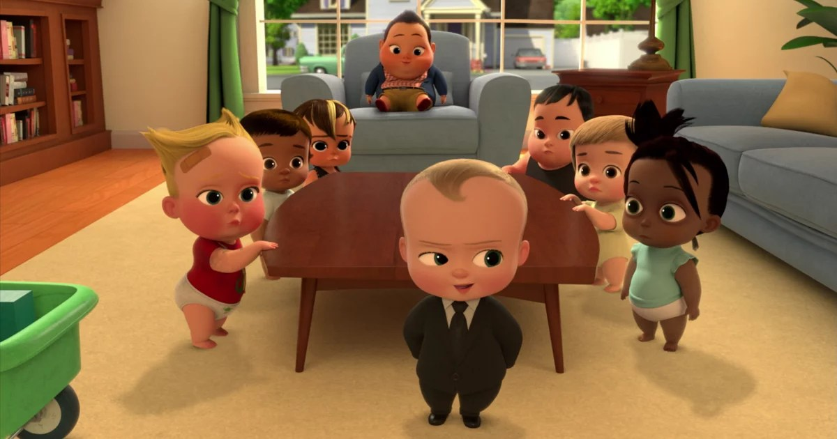 Season 3 of The Boss Child: Back in Business Is Hitting Netflix in March! See the First Trailer