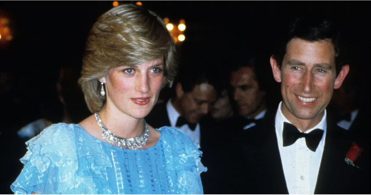 How Long Did Princess Diana And Prince Charles Date