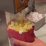 This Film Theater Popcorn Hack Makes Positive Each Layer Is Heat and Buttery