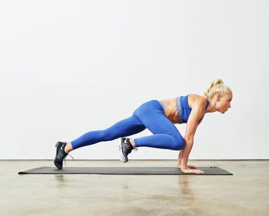 Take the Plank Challenge to Carve Your Core