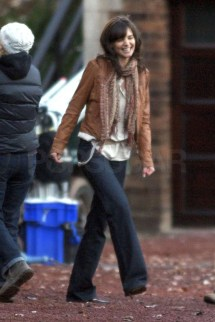 Tom Cruise Katie Holmes Boots